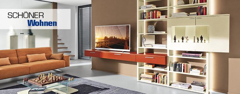 Couch und beistelltische