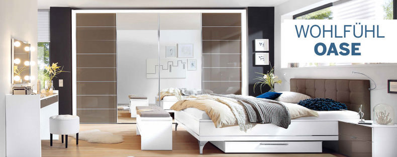 komplettzimmer online entdecken schaffrath ihr m belhaus. Black Bedroom Furniture Sets. Home Design Ideas