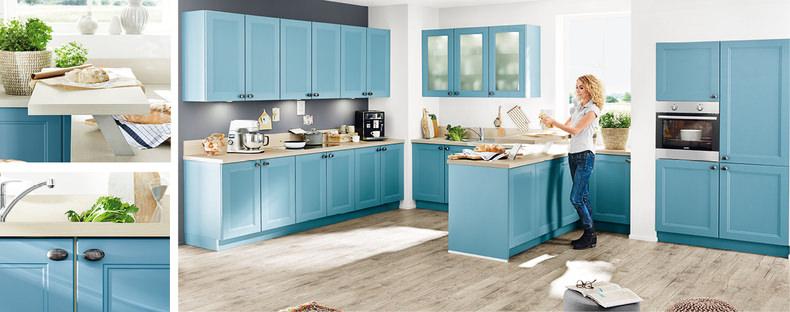 Küchen online entdecken | Knuffmann - Ihr Möbelhaus