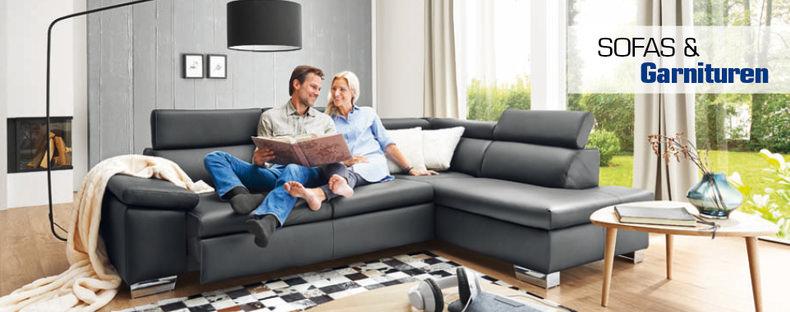 sofas und garnituren online entdecken knuffmann ihr. Black Bedroom Furniture Sets. Home Design Ideas