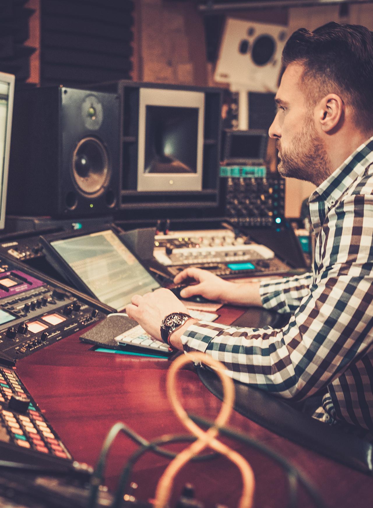 Lösungen für kreative Aufnahmen mit einem einzigartigen Sound.