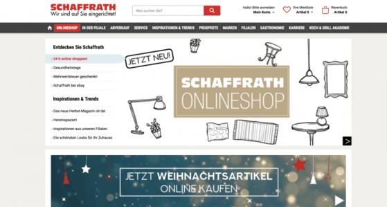 Möbel Schaffrath Erfolgreich In Den Ecommerce Gestartet
