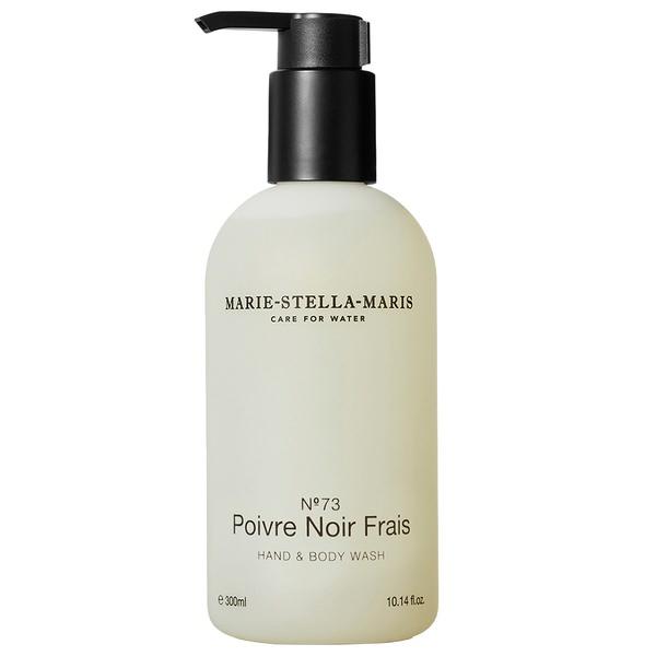 Hand & Body Wash Poivre Noire Frais