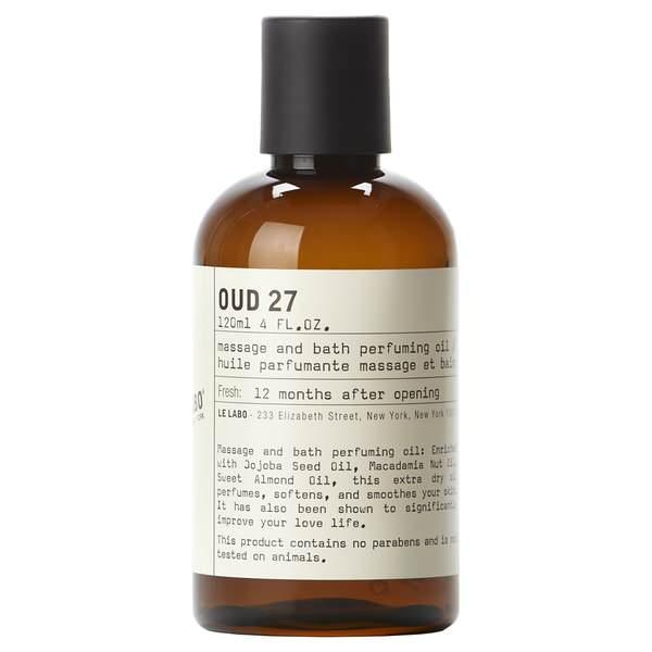 Oud 27 Body Oil