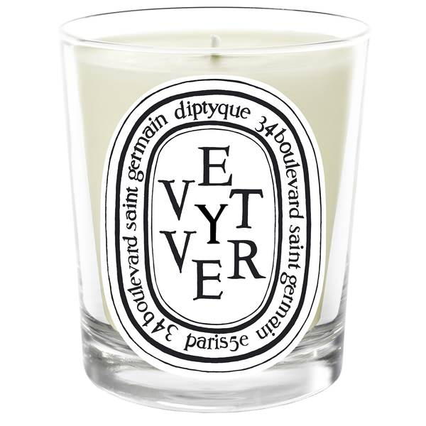 Scented Candle Vetyver