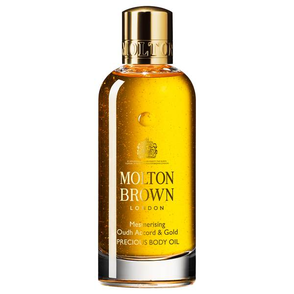 Mesmerising Oudh Accord Gold Precious Body Oil