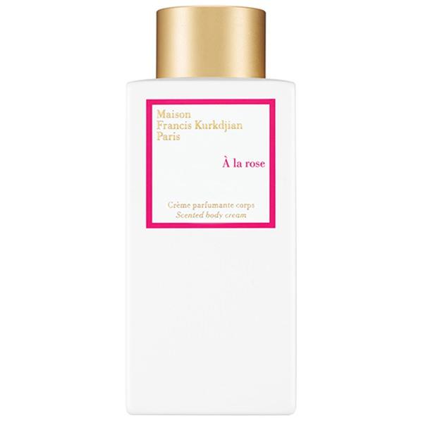 A La Rose Scented Body Cream