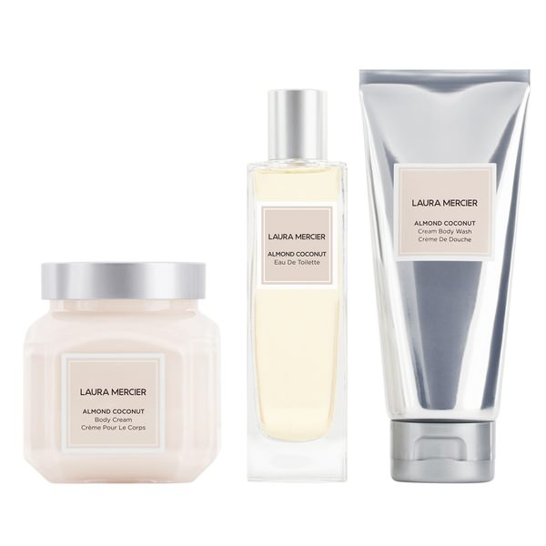 Luxe Indulgence Almond Coconut Body Triplet