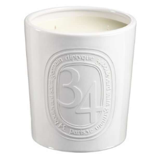 Giant Scented Candle 34 Blvd