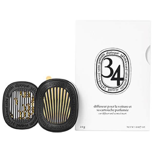 34 Boulevard Perfumed Car Diffuser