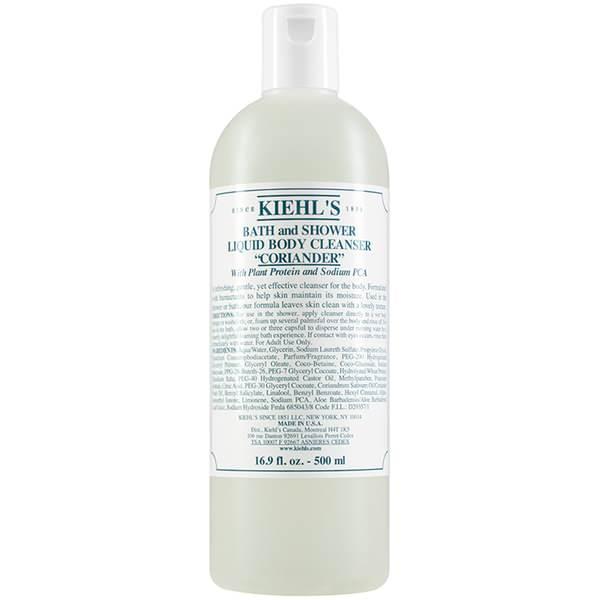 Bath & Shower Liquid Body Cleanser Coriander