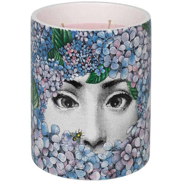 Scented Candle Ortensia