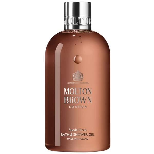 Suede Orris Bath & Shower Gel