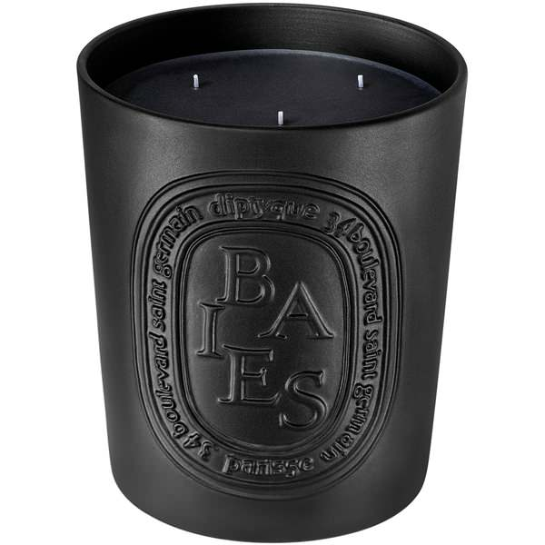 Colored Scented Candle Baies