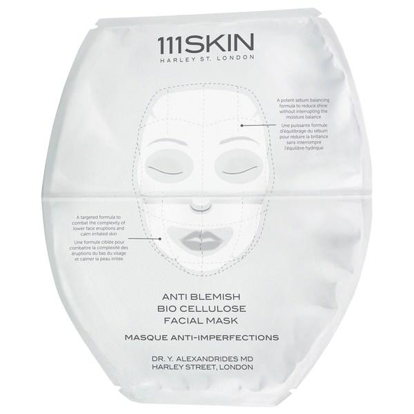 Anti Blemish Biocellulose Facial Single Mask