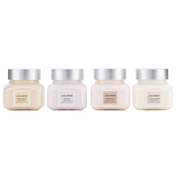 Mini Body Soufflé Quartet
