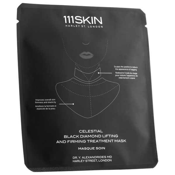 Celestial Black Diamond Single Mask Neck