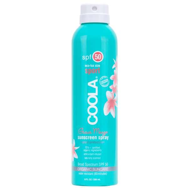 Eco-Luxe Sport Guava Mango Spray SPF 50