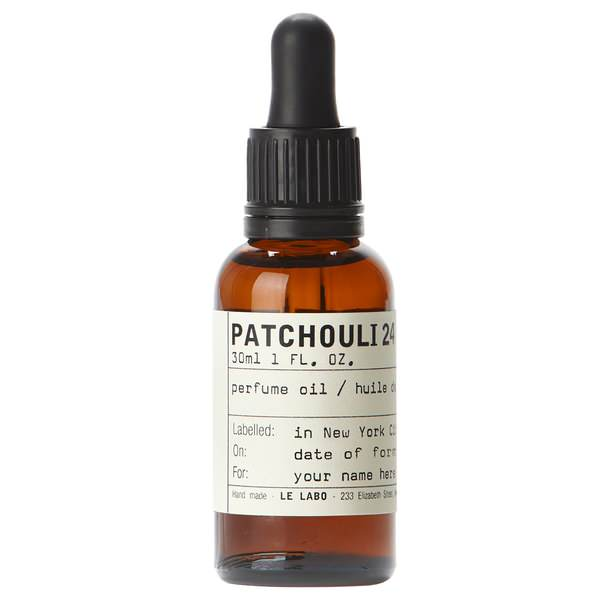 Patchouli 24 Perfume Oil
