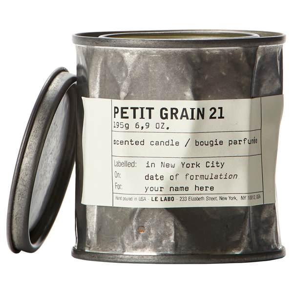 Petit Grain 21 Vintage Candle
