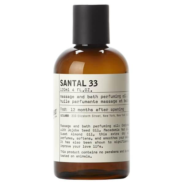 Santal 33 Body Oil