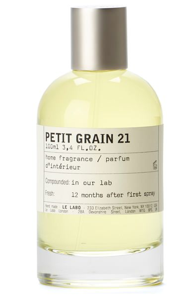 Petit Grain 21 - Home Fragrance