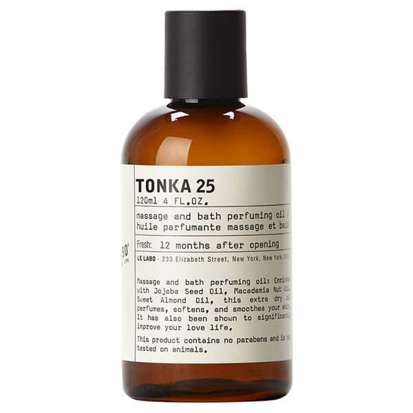 Tonka 25 Body Oil