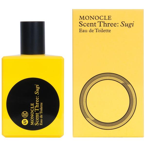 Monocle Scent Three: Sugi Eau de Toilette