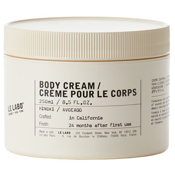 Hinoki Body Cream