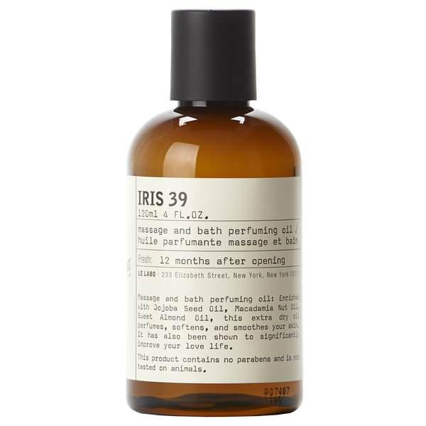 Iris 39 Body Oil