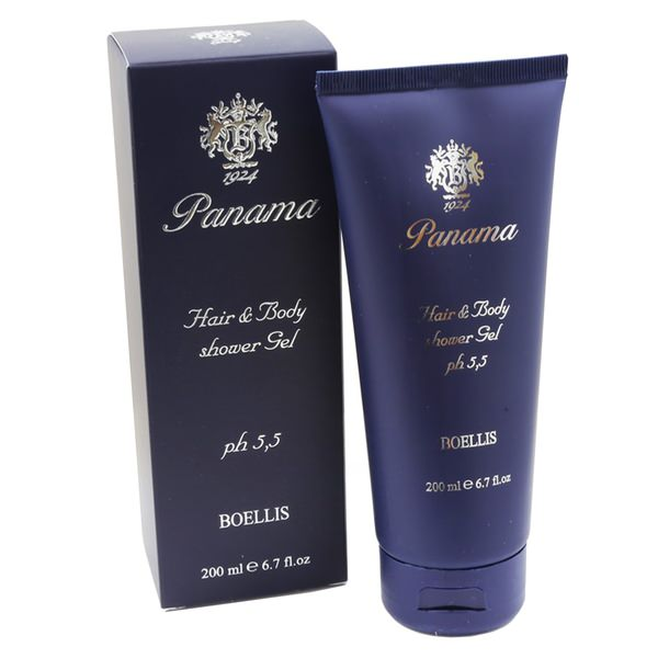 Panama Hair and Body Shower Gel