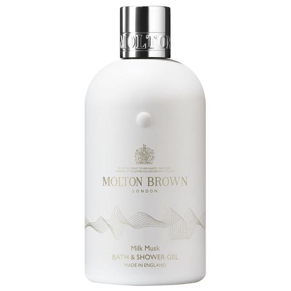Milk Musk Bath and Shower Gel