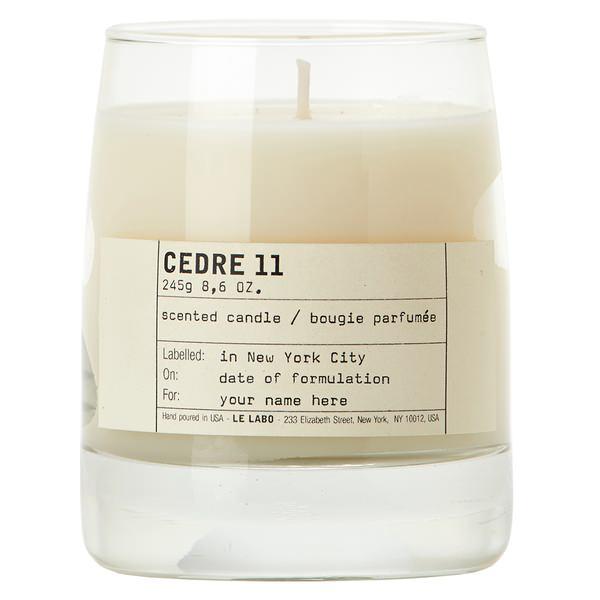 Cedre 11 Classic Candle