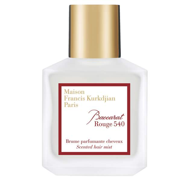 Baccarat Rouge 540 Scented Hair Mist 70ml