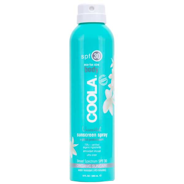 Eco-Luxe Body Unscented Spray SPF 30