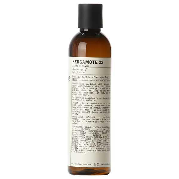 Bergamote 22 Shower Gel