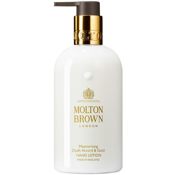 Mesmerising Oudh Accord Gold Hand Lotion