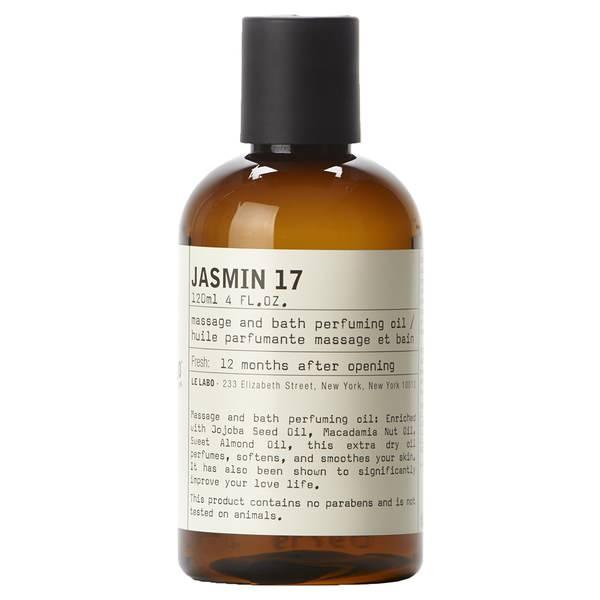 Jasmin 17 Body Oil