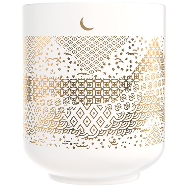 Tea Cup Green Tea Candle