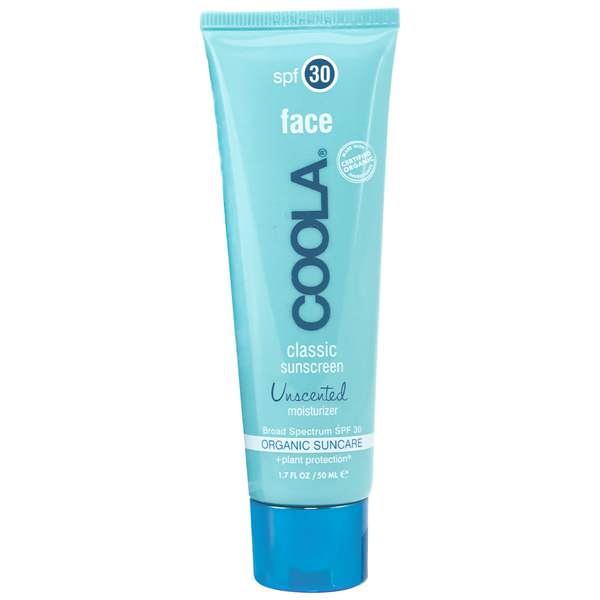 Classic Face Sunscreen Unscented SPF 30