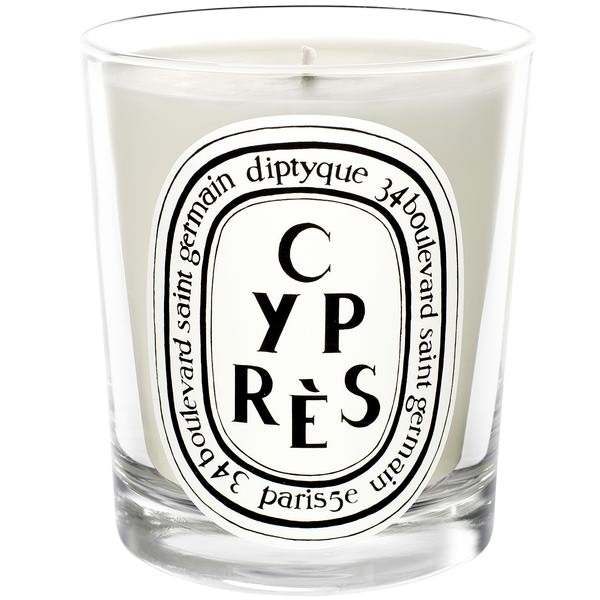 Scented Candle Cypres