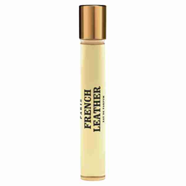 French Leather Roll On Perfume Oil