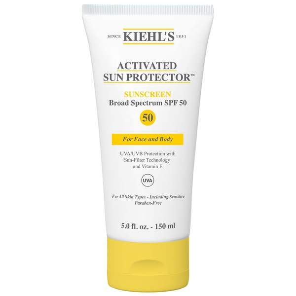 Activated Sun Protector for Face and Body SP
