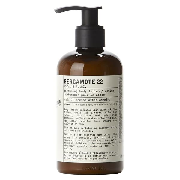 Bergamote 22 Body Lotion