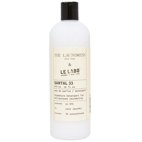 The Laundress and Le Labo Santal 33