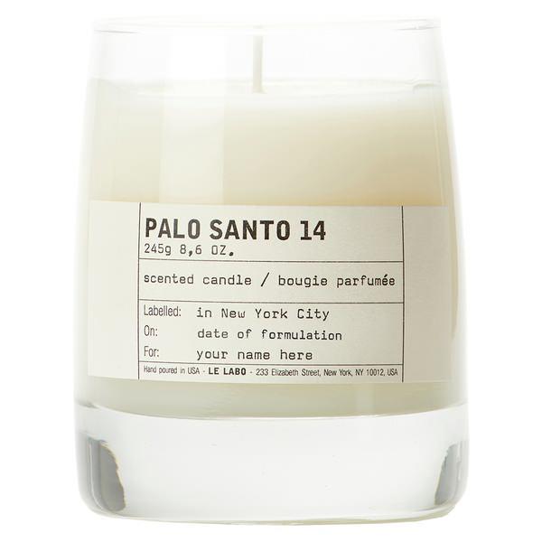 Palo Santo 14 Classic Candle