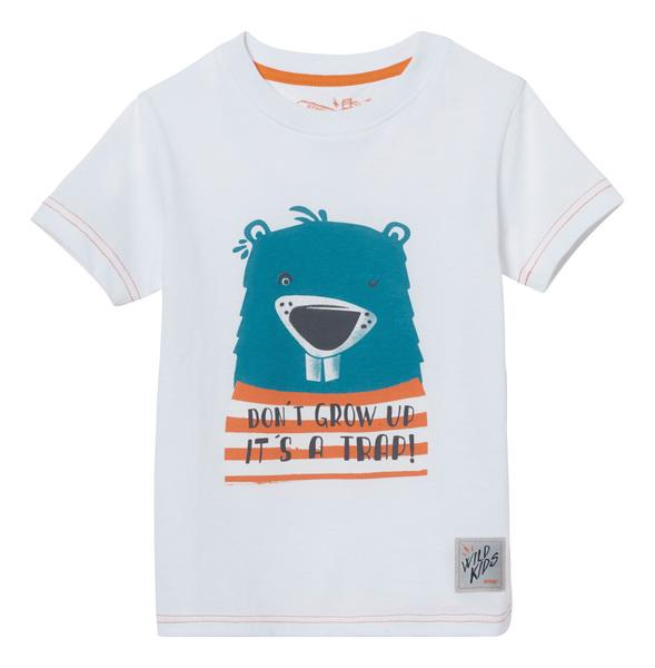 T-Shirt weiß Kinder