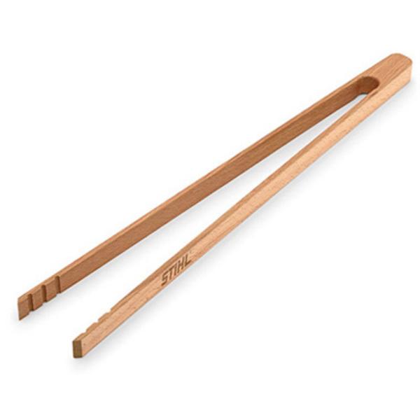 Holzgrillzange