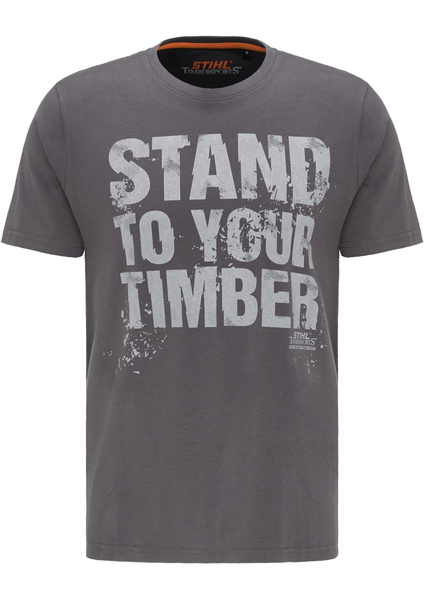 T-Shirt STAND TO YOUR TIMBER
