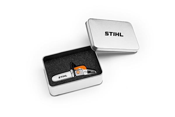 USB-Stick Motorsäge 8 GB